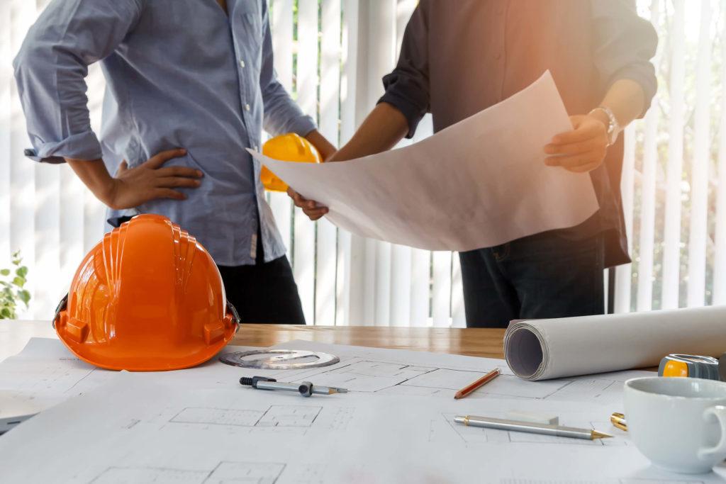 Renovation | Metallic Coating | Commercial | Les Constructions Powers Inc.